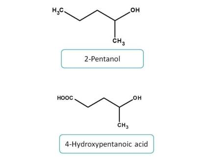IUPAC naming of alcohols