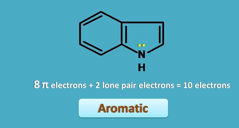 aromaticity of indole