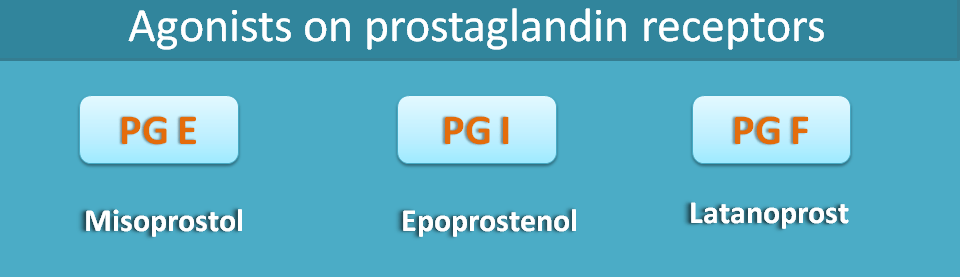 prostaglandin analogues and uses
