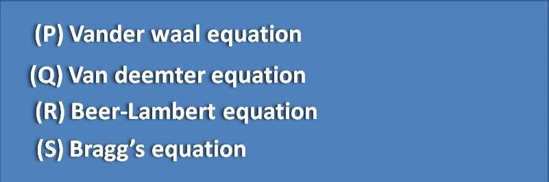 Van deemter equation